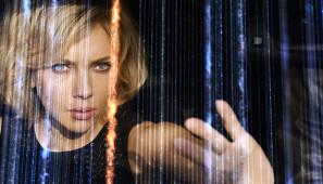 Scarlett Johansson jako tytułowa Lucy.