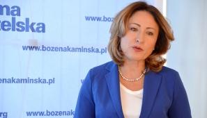 Na zdj. Bożena Kamińska.