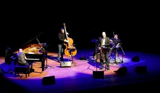Jazz z iskrą – Marcin Wasilewski Trio i Joakim Milder w Suwałkach