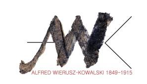 Oficjalne logo Roku Wierusza-Kowalskiego.
