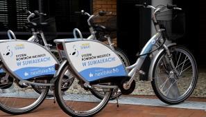 Czy takie rowery będą jeździć w Suwałkach?