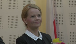 Na zdj. Ewa Sidorek (fot. UM w Suwałkach).