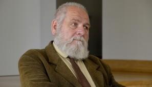 Na zdj. prof. Bohdan Cywiński.