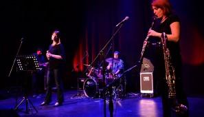 SUSZ podczas koncertu w Suwalskim Ośrodku Kultury.