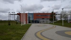 Nowa hala ma powstać tuż obok stadionu.