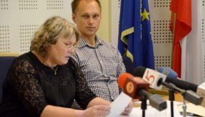 W komisji zasiadali m.in.: Małgorzata Włoskowska i Wojciech Winnik.